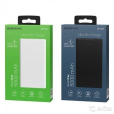 Power bank 5000 mAh BOROFONE BT2B